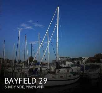 View 1987 Bayfield 29 - Listing #298232