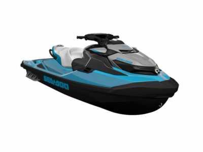 2021 Sea-Doo GTX 170 IBR & Sound System Three Seater Personal Watercraft
