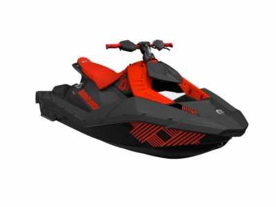 View 2021 Sea-Doo Spark® Trixx  3-up Rotax® 900 H.O. ACE  IBR - Listing #302845