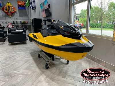 View 2021 Sea-Doo RXP®-X® 300 IBR Millenium Yellow - Listing #302846