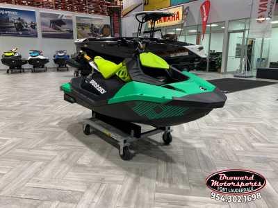 View 2021 Sea-Doo Spark® Trixx  2-up Rotax® 900 H.O. ACE  IBR - Listing #302850