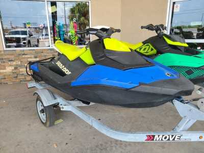 2021 Sea-Doo Spark® 3-up Rotax® 900 ACE  IBR & CONV Three Seater Personal Watercraft