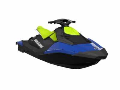 View 2021 Sea-Doo Spark® 2-up Rotax® 900 ACE  - 90 IBR & CONV - Listing #303202