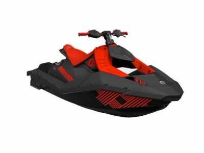 View 2021 Sea-Doo Spark® Trixx  2-up Rotax® 900 H.O. ACE  IBR - Listing #303204