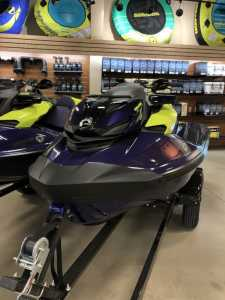 View 2021 Sea-Doo RXP®-X® 300 IBR Midnight Purple - Listing #303552