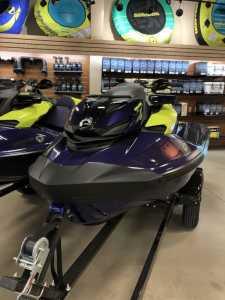 View 2021 Sea-Doo RXP®-X® 300 IBR Midnight Purple - Listing #303553