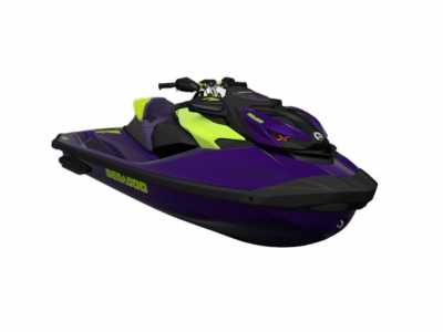 View 2021 Sea-Doo RXP®-X® 300 IBR & Sound System Midnight Purple - Listing #303720