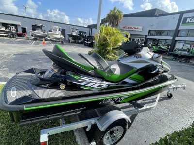 View 2021 Kawasaki STX®160LX - Listing #306472
