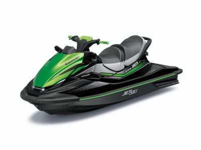 View 2021 Kawasaki STX®160LX - Listing #306695