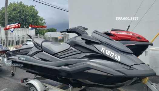 View 2020 Yamaha FX SVHO - Listing #310154
