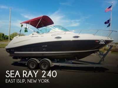 2006 Sea Ray 240 Sundancer Power Express Cruiser