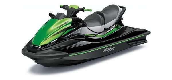 View 2020 Kawasaki JET SKI STX 160LX - Listing #78378