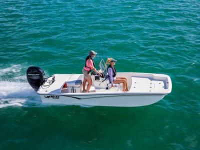 2020 Mako Pro Skiff 15 CC Power Cruiser