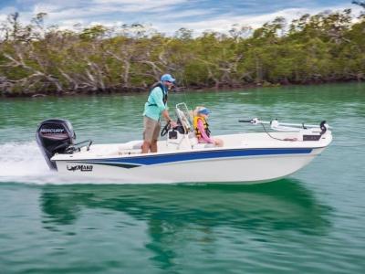 2020 Mako Pro Skiff 17 CC Power Cruiser