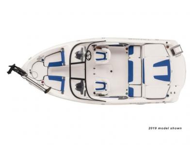 2020 Tahoe® 500 TF Power Bowrider