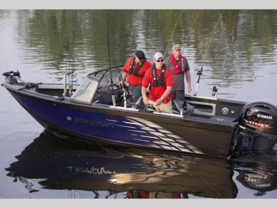 2021 Starcraft Marine Superfisherman 186 Power Fishing