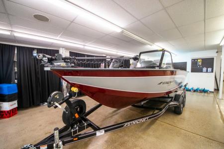 View 2021 Starcraft Marine Fishmaster 196 DC - Listing #96197