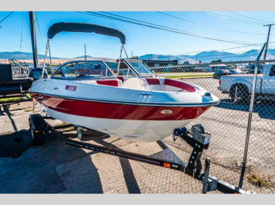 2014 Bayliner Bayliner 185BR Power Sport Fishing